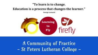 Learning to Fly- Implementation of an LMS .pptx